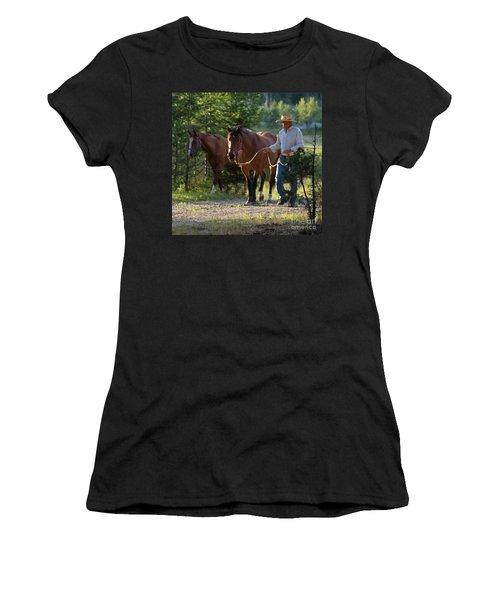 Headn' Home Women's T-Shirt