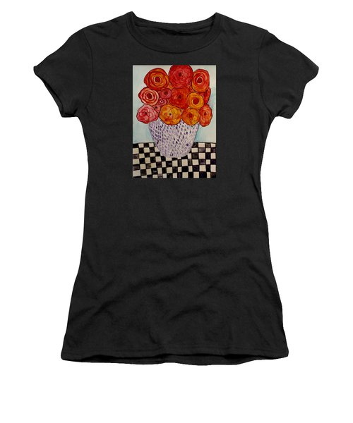 Heart And Matter Women's T-Shirt (Athletic Fit)