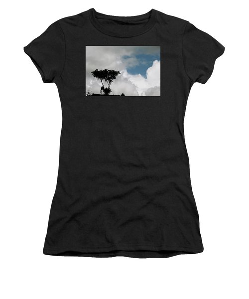Heart In The Clouds Women's T-Shirt