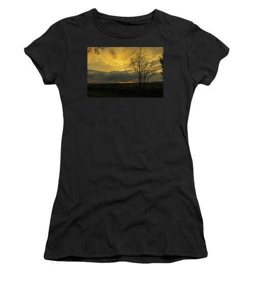 Heart Of Gold Women's T-Shirt