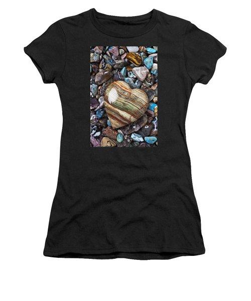 Heart Stone Women's T-Shirt