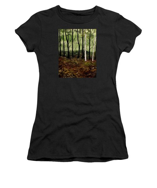 Heart Times Women's T-Shirt (Athletic Fit)