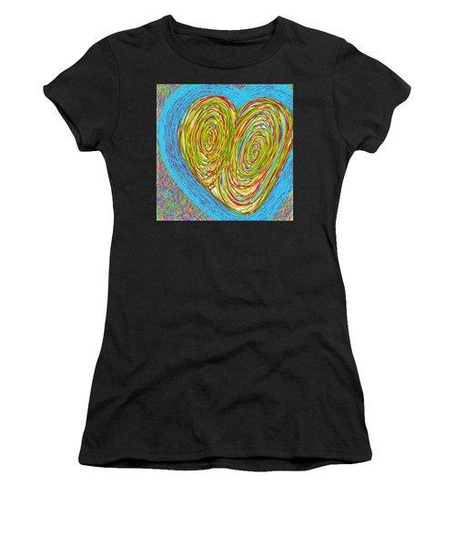 Hearts As One Women's T-Shirt