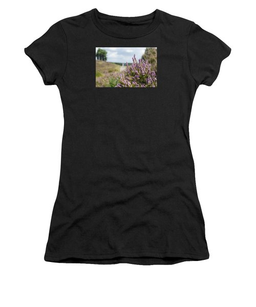 Heather Women's T-Shirt (Athletic Fit)