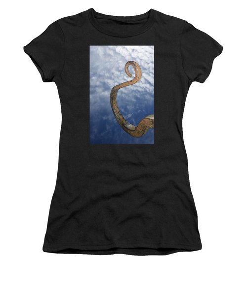 Heavenly Sky Hook Women's T-Shirt