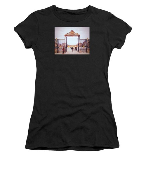 Heaven's Gates Women's T-Shirt (Athletic Fit)