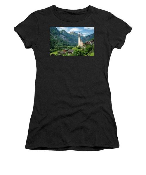 Heiligenblut Am Grossglockner Women's T-Shirt