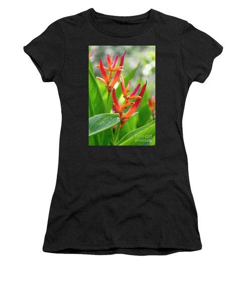 Heliconia Psittacorum Women's T-Shirt