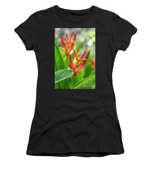 Heliconia Psittacorum Women's T-Shirt