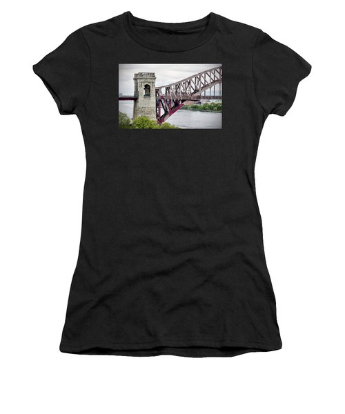 Hellgate In Grey Women's T-Shirt