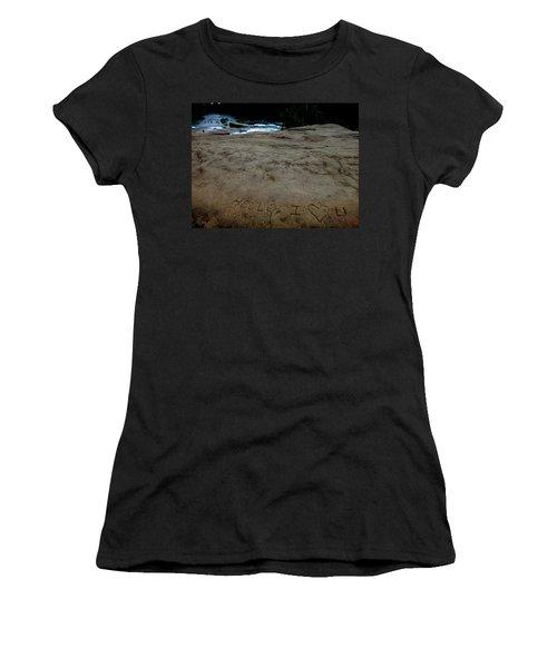 Hello I Heart U Women's T-Shirt