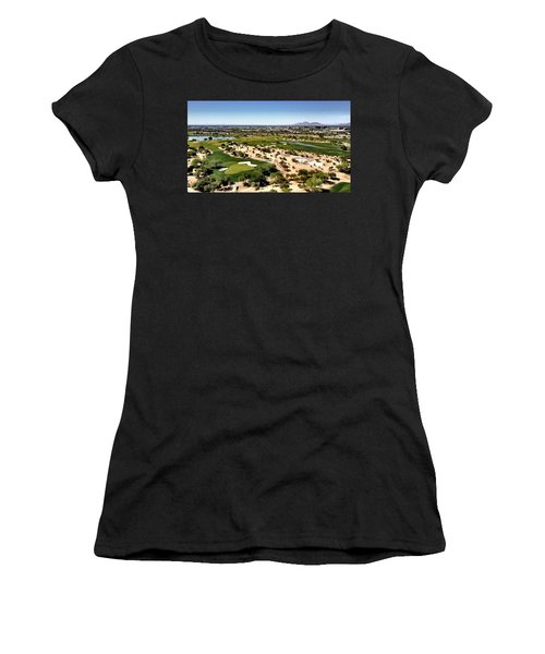 Hello Women's T-Shirt (Athletic Fit)