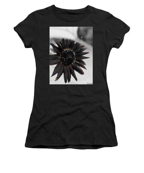 Hells Sunflower Women's T-Shirt (Athletic Fit)