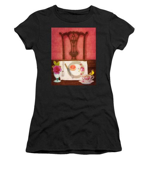 Her Place At The Table Women's T-Shirt (Athletic Fit)