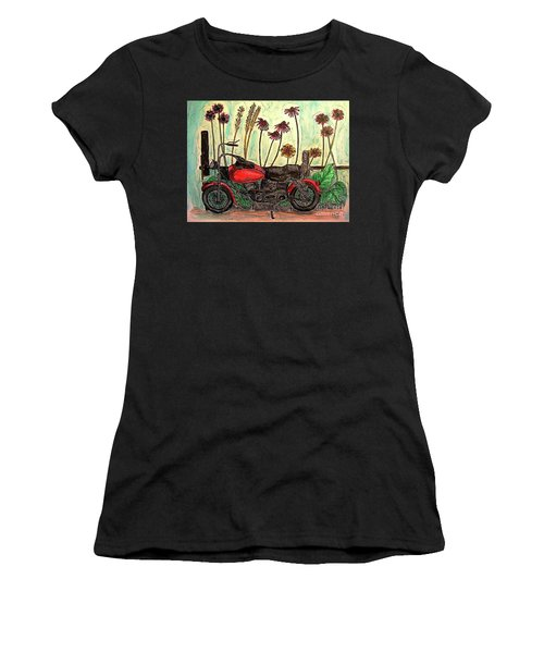 Her Wild Things  Women's T-Shirt