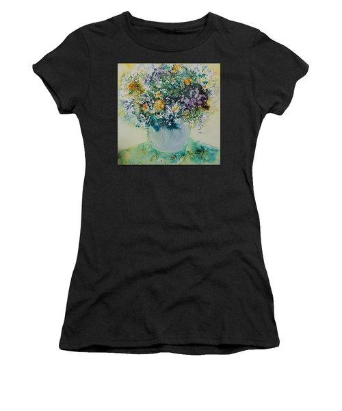 Herbal Bouquet Women's T-Shirt