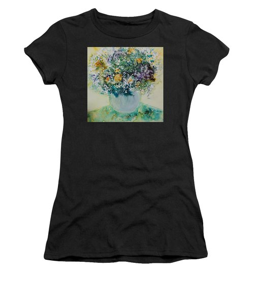 Herbal Bouquet Women's T-Shirt