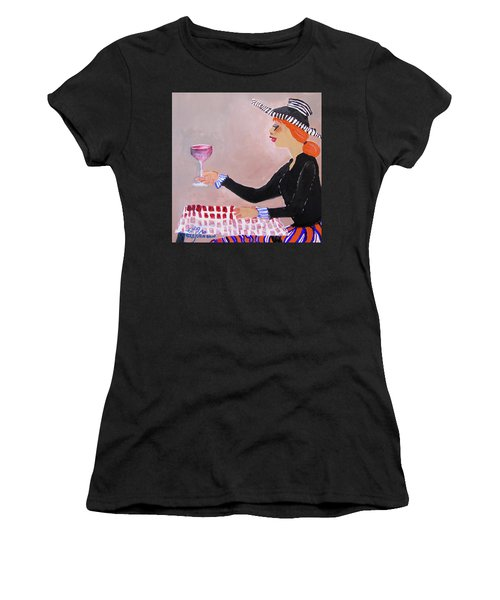 Heres To All The Men I've Jilted Women's T-Shirt (Athletic Fit)