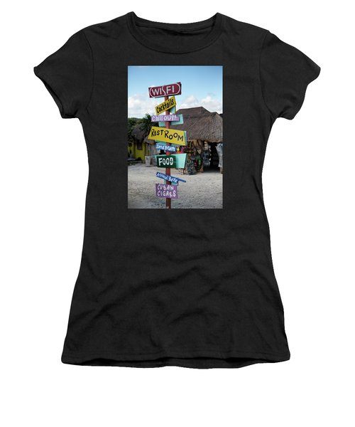 Here's What's Here 1 Women's T-Shirt