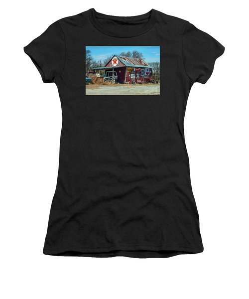 Here's Your Sign Women's T-Shirt (Athletic Fit)