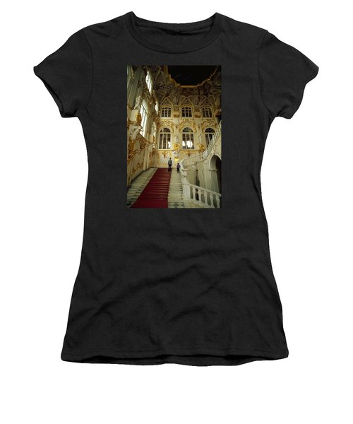 Hermitage Staircase Women's T-Shirt