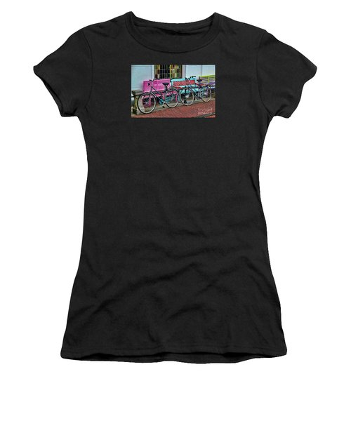 Hers And Hers Women's T-Shirt (Athletic Fit)