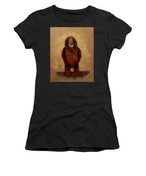 Hi, Im Scott Women's T-Shirt (Athletic Fit)