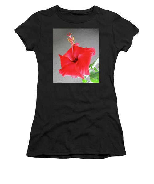 Hibiscus #2 Women's T-Shirt