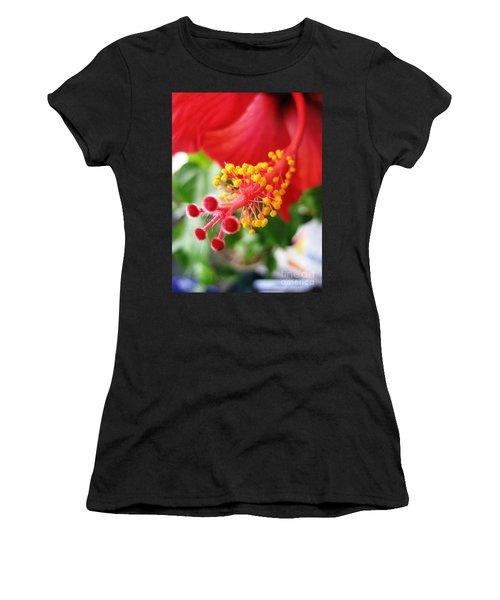 Hibiscus #3 Women's T-Shirt