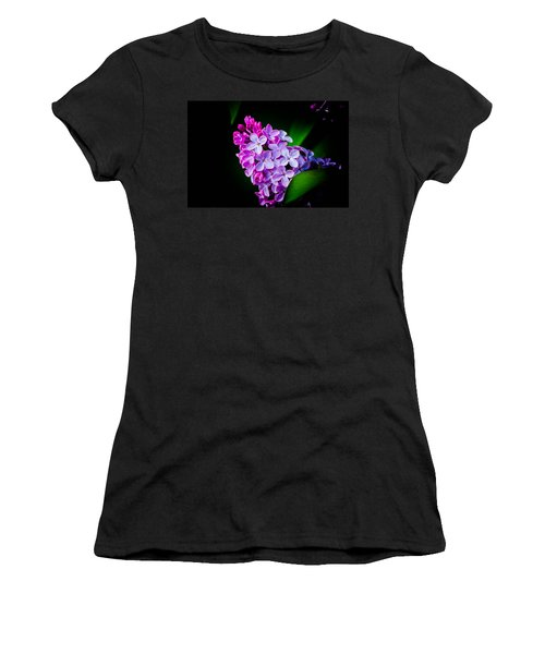 Hidden Beauty Women's T-Shirt (Athletic Fit)