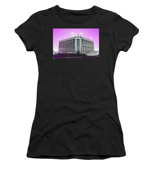 Higgins Armory In Infrared Women's T-Shirt
