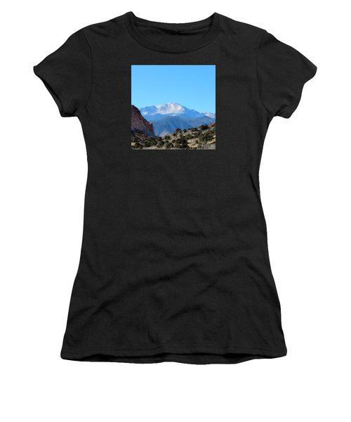 High Desert Winter Women's T-Shirt