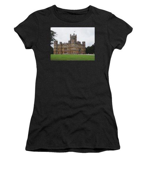Highclere Castle Women's T-Shirt