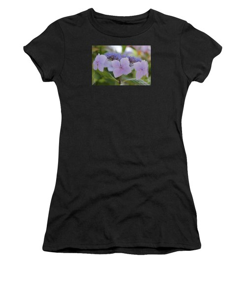 Highlands Hydrangea Women's T-Shirt (Athletic Fit)