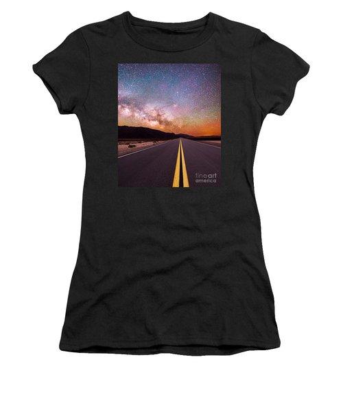 Highway To Heaven Women's T-Shirt