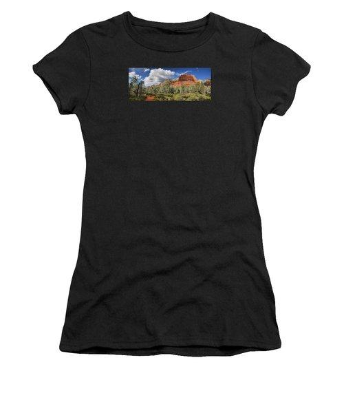 Hiker's Paradise Women's T-Shirt (Athletic Fit)