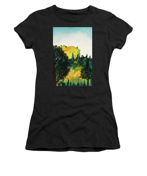 Hillside Romance Women's T-Shirt (Athletic Fit)