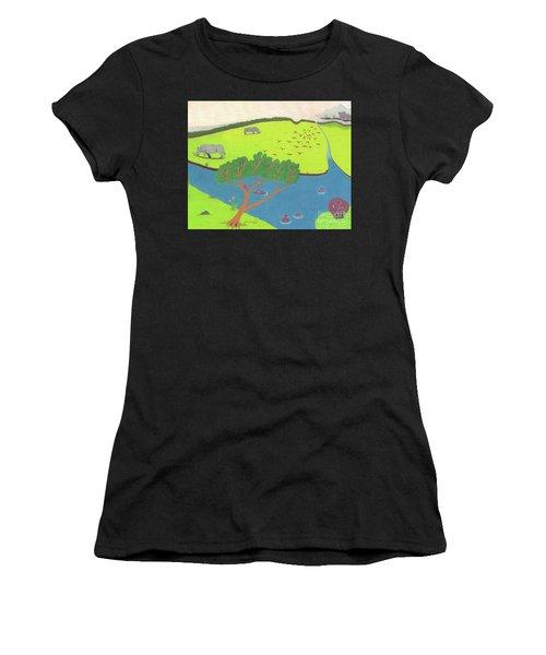 Hippo Awareness Women's T-Shirt