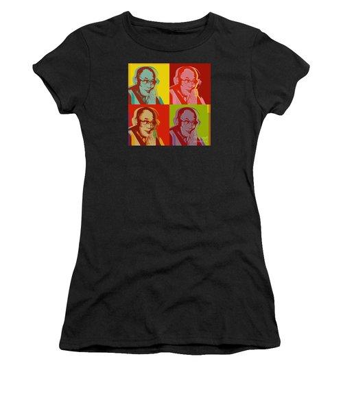 His Holiness The Dalai Lama Of Tibet Women's T-Shirt