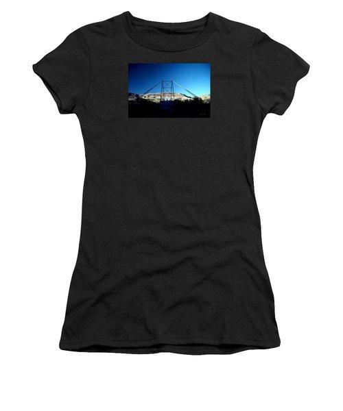 Historic Dewey Bridge Women's T-Shirt (Athletic Fit)