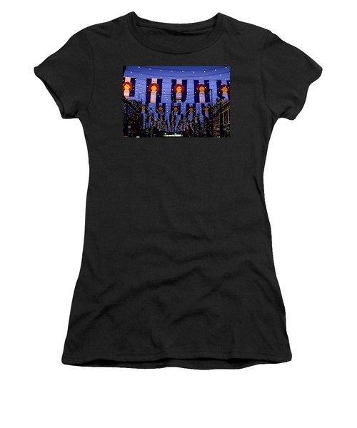 Historic Larimer Square Denver Women's T-Shirt