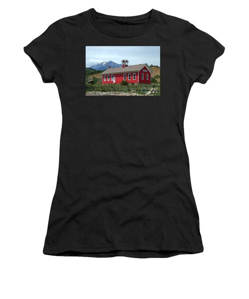 Historic Maysville School In Colorado Women's T-Shirt (Athletic Fit)