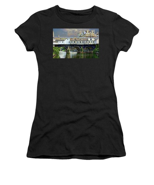 Historic Pulteney Bridge Women's T-Shirt