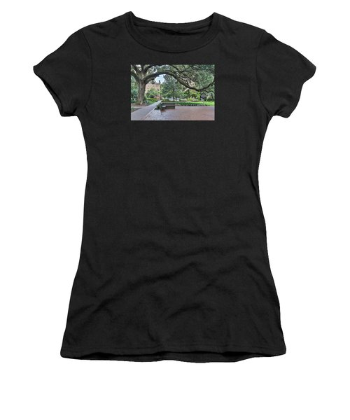 Historic Sqaure Women's T-Shirt (Athletic Fit)