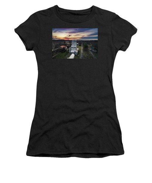 Historic Sunset Women's T-Shirt