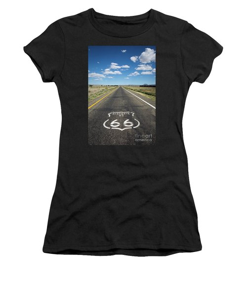 Historica Us Route 66 Arizona Women's T-Shirt