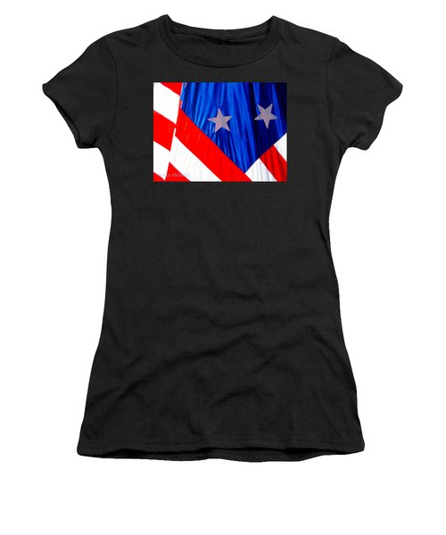 Historical American Flag Women's T-Shirt