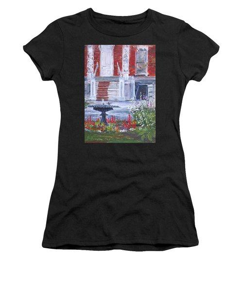 Historical Society Garden Women's T-Shirt
