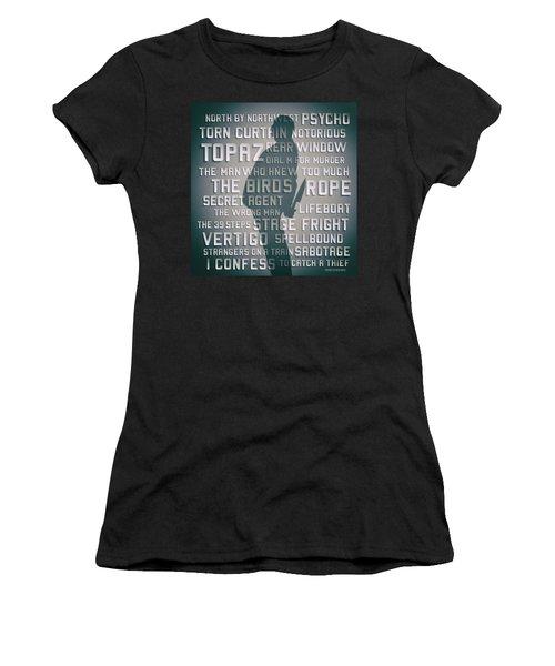 Hitchcock Women's T-Shirt (Athletic Fit)