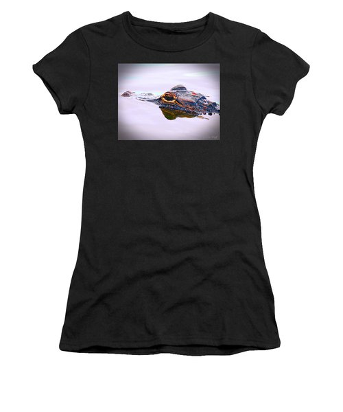 Hitchin A Ride Women's T-Shirt (Athletic Fit)